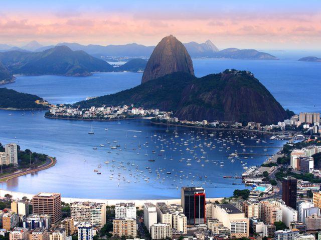 Luna de miel en Brasil: 5 destinos paradisíacos