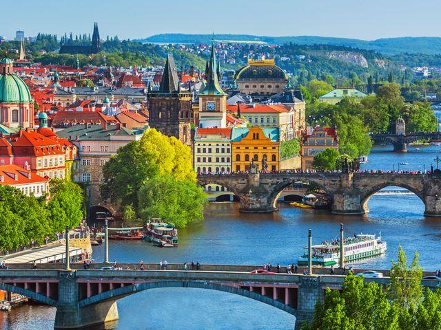 Luna de miel en Europa, ¡descubran el encanto del Viejo Mundo!