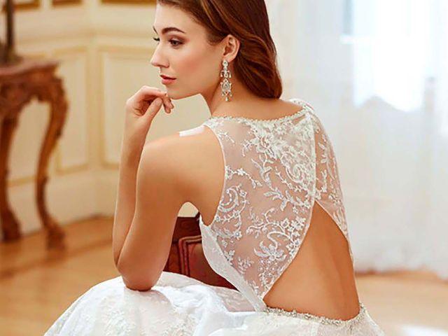 30 vestidos de novia con espaldas increíbles