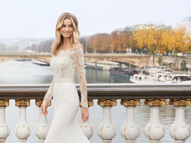 7 estilos de vestidos para 7 novias ¡Encontrá el tuyo!
