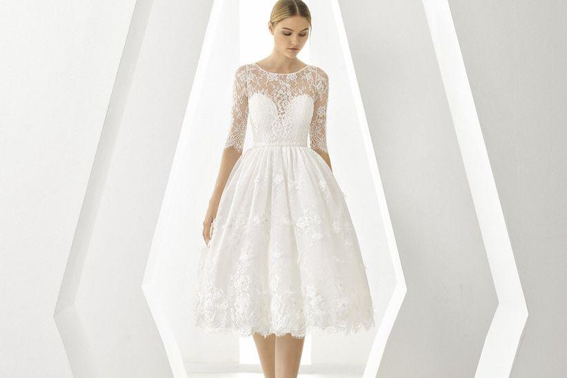 ab3fb1141 20 vestidos de novia cortos