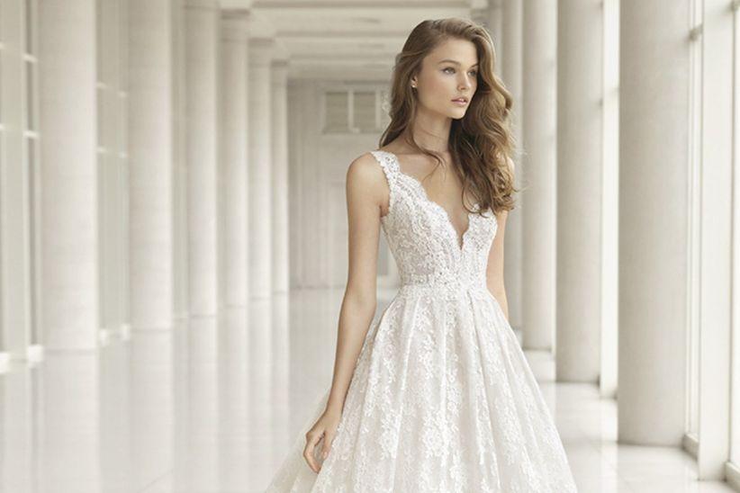 diccionario de telas de vestidos de novia: todo lo que tenés que saber