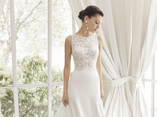 ¿Cuál es el escote perfecto para tu vestido de novia?