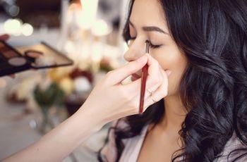 Estos son los 7 errores de maquillaje que deberías evitar en tu casamiento