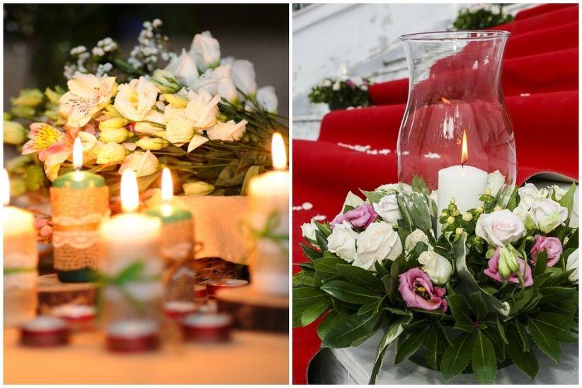 7 ideas para decorar tu casamiento con velas - Ideas para decorar velas ...