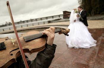 Cómo elegir la música para la ceremonia de tu casamiento