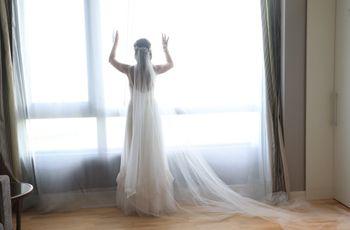 ¿Qué hay que tener en cuenta para elegir el velo de novia?