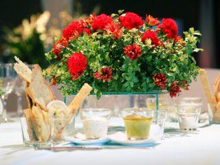 10 imprescindibles para que el catering del casamiento triunfe