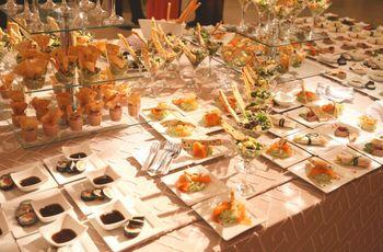 6 tips útiles para contratar el catering del casamiento