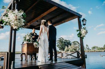 Los 10 momentos más emotivos que vas a vivir en tu casamiento