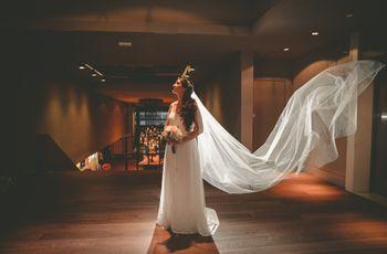¿Sabés por qué las novias usan velo? ¡Conocé esta antigua tradición!