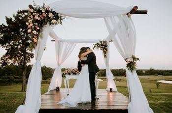 8 ideas para decorar el casamiento con flores y llenarlo de vida y color