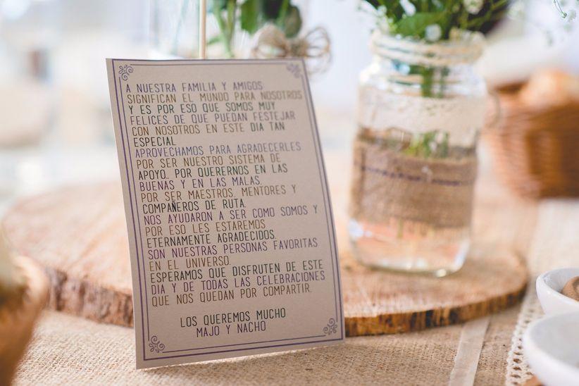 Textos Originales Para Las Tarjetas De Agradecimiento