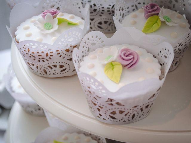 Cupcakes para casamientos, sorprendan a sus invitados con un detalle dulce