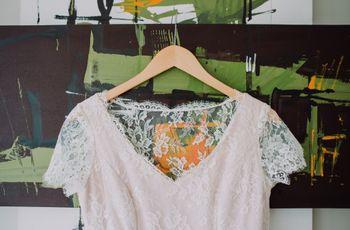 ¿Vestido a medida, comprado o alquilado?