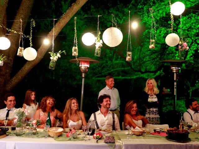 La iluminación del casamiento: 7 ideas para decorar con luz