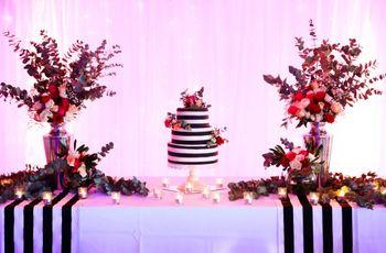 Tendencias en tortas de casamiento 2018