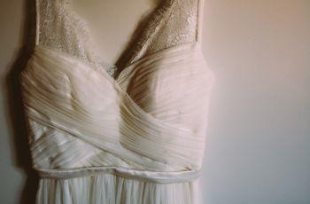 Consejos para comprar, alquilar o hacerte tu vestido de novia a medida