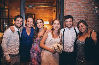 7 consejos para elegir los testigos del casamiento